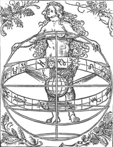 Urania - Albrecht Durer