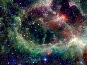 A Mosaic of Cassiopeia - NASA
