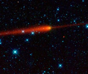 Comet 65P Gunn 01 by WISE NASA