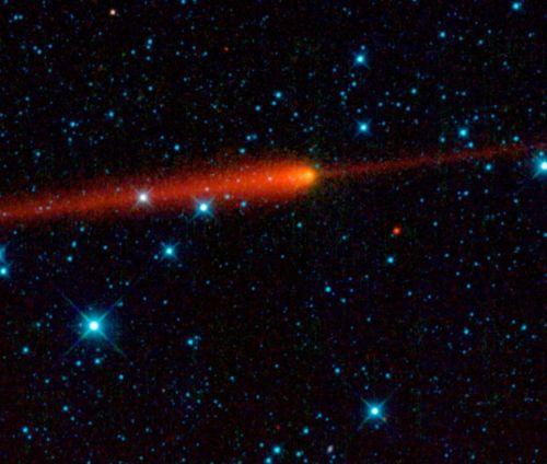 Comet 65P Gunn 01 by WISE NASA