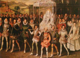 coronation parade1