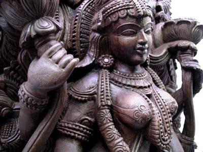 Lakshmi - The Hindu Goddess of Wealth & Beauty