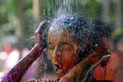 Festival of Holi - India