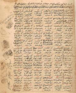 Medieval list of Ibn_Arabi_Books
