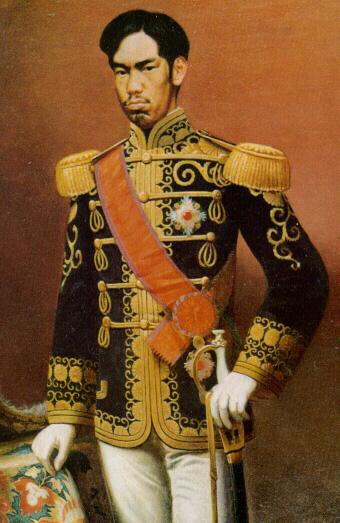 Meiji Emperor (1868 - 1912)