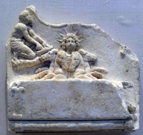 Sol Invictus - Roman Solar Deity