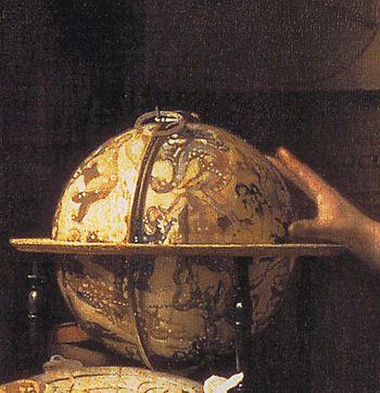 vermeer-astronomer-globe
