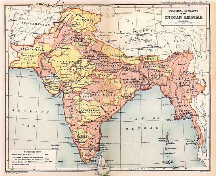 India Prior to Independence & Segregation