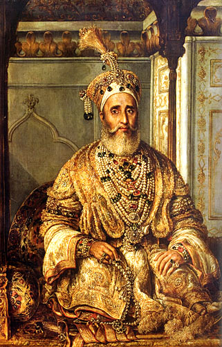 Last Mughal Emporer
