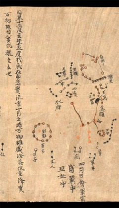 The Chinese called the constellation Shen, after another great hunter and warrior. It stands for lunar month 4  - includes culmination texts