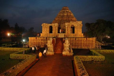 Konark Temple of the Sun