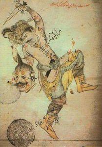 Perseus from al-Sufi