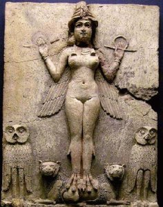 ishtar inanna  - queen of the night