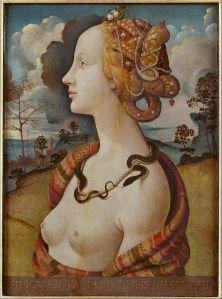 Piero_di_Cosimo_-_Portrait de femme dit_de_Simonetta Vespucci_
