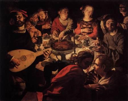 Jan_Cornelisz._Vermeyen_006 (1)The calling of Apostle John at the Marriage at Cana. Jan Cornelisz Vermeyen