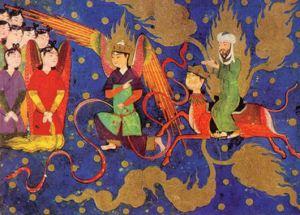 Prophet Muhammad-Miraj Isra